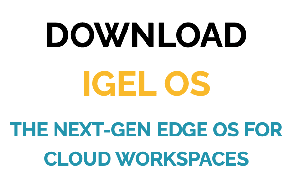 Download IGEL OS